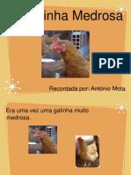 Conto Antonio-mota Galinha.medrosa