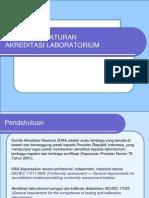 Syarat Aturan Akreditasi Laboratorium