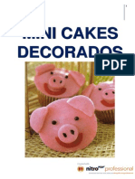 08. Mini Cakes Decorados