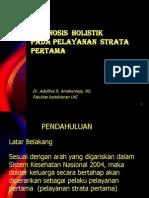 Diagnostik holistik