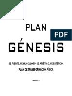 Plan Genesis V1 12