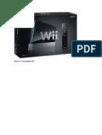 Nuevo Wii de Paquete 500
