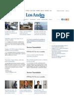 Diario Los Andes _ Mendoza - Argentina