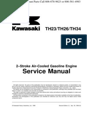 TH23-TH26-TH34-KAWASAKI-SERVICE-REPAIR-MANUAL pdf
