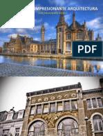 Bélgica y su impresionante arquitectura