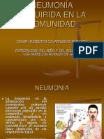 Nuemologia - Neumonia NAC