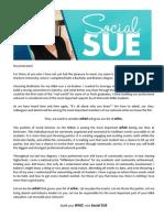 Degroote's Social Sue- MBAA Platform