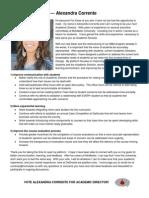 Academic Director Platform