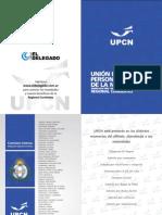 Cartilla de Benefcios UPCN