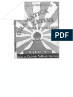 GramticaLatinaParaOGinsio Text