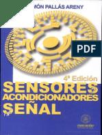 Sensores y Acondicionadores de Señal, 4° ED. - Ramon Pallas Areny