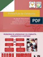 Problema de Conducta - 2009