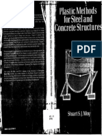 Plastic Methods for Steel and Concrete Structures