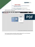 Manual de Usuario - HELP DESK de CGN -Esp