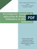 Aplicaciones de Neumatica e Hidraulica Equipo Campos.docx