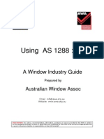 AS1288-2006 - Industry Guide