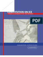 IJC ICE Home Raid Report by Cardozo Law School