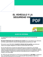 EL VEHÍCULO Y LA SEGURIDAD VIAL 111