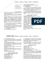 labor law report for legal research