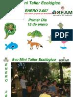 2007a PDF 9vno Taller Ecológico de Verano, enero 2007