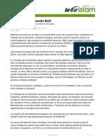 Entrevista LeonardoBoffTeologiaecologica