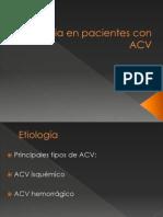 disfagia ACV