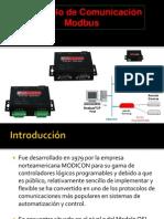 Protocolo de Comunicacion Modbus