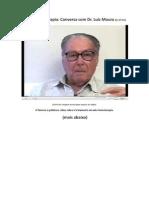- Vídeos Auto-Hemoterapia & PRP (Plasma Rico em Plaquetas) (Foto & Link pro GoogleVideos e YouTube) - 2010