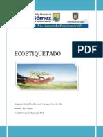 ECOETIQUETADO