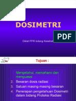 Dosimetri