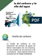 Trabajo Grupal Definitivo La Huella Del Agua y Del Carbono