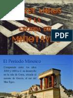 Unidad 2 El Rey Minos y La Leyenda Del Minotauro - Daniel Montoya