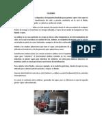 Calderas y Cormatografia