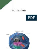 Mutasi Gen 2010
