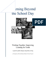 Learning Beyond the School Day