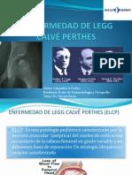 ENFERRMEDAD DE LEGG CALVÉ PERTHESpttAO
