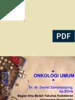 Bahan Kuliah Bedah i Onkologi Umum