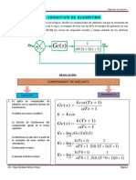 Diagrama de Algoritmo Comp. de Adelanto