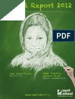 Santi School 2012 Annual Report