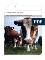 Dairy Gained 80 Energy Savings