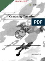 2002 US Marine Corps Combatting Terrorism 143p