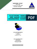 EW Radar Handbook