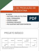 PROCESSO DE PRODUÇÃO DE TEREBINTINA 2