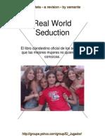 Swinggcat - Verdadera Seduccion Mundial (Real World Seduction)Español
