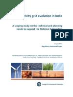 E3 and RAP.indian Grid Development.report