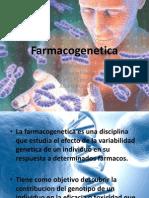 Farmacogenetica presentacion