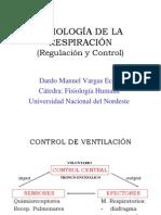 Control y Regulacion Respiracion