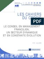 Cahier Conseil 200903