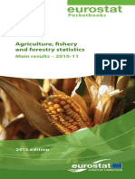 KS-FK-12-001-ENEUROSTAT Pocketbook - Agriculture, fishery and forestry statistics. Main results – 2010-11. 2012 edition. Luxembourg