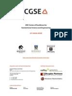 2011 Cgse Annual Report
